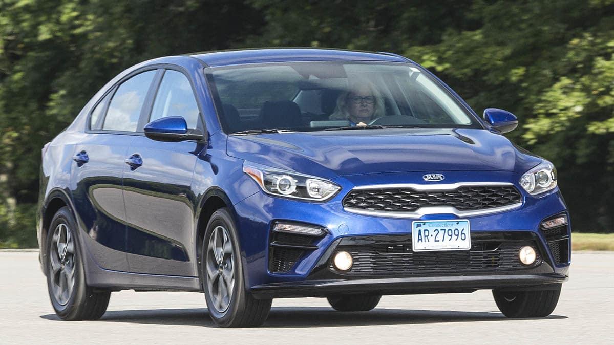 Redesigned 2019 Kia Forte Raises Its Game Consumer Reports
