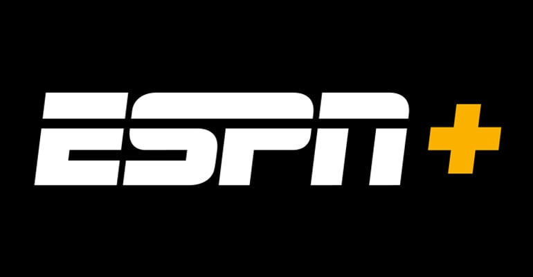 The new ESPN+ logo