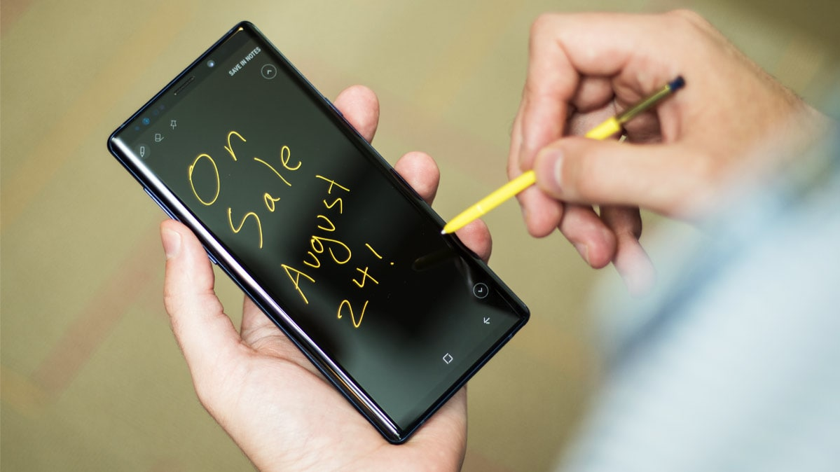 Best Deals On The Samsung Galaxy Note9 Consumer Reports