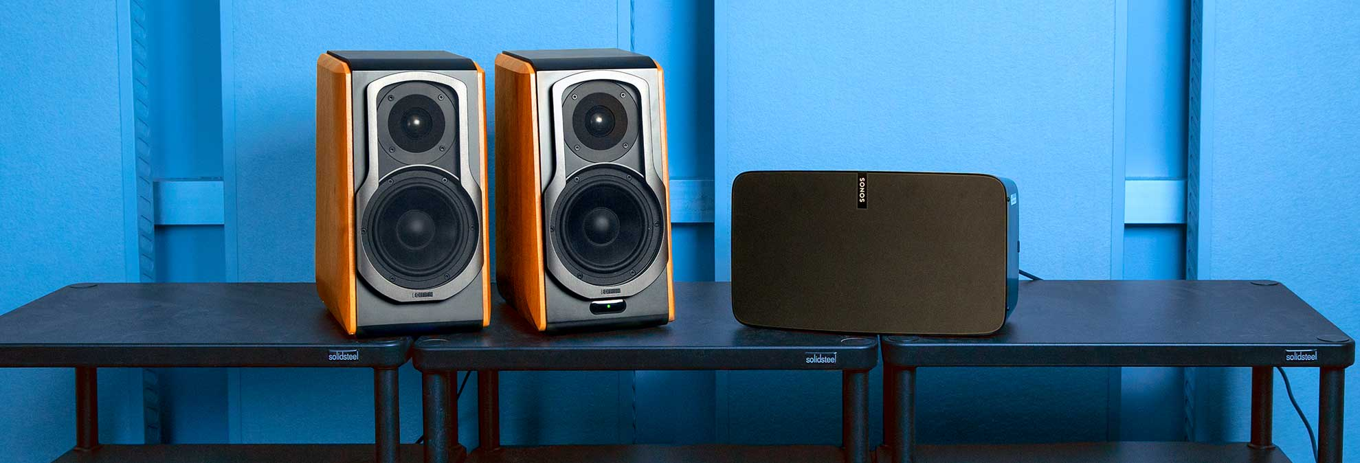 Edifier S1000DB vs. Sonos Play:5 Wireless Speakers - Consumer Reports