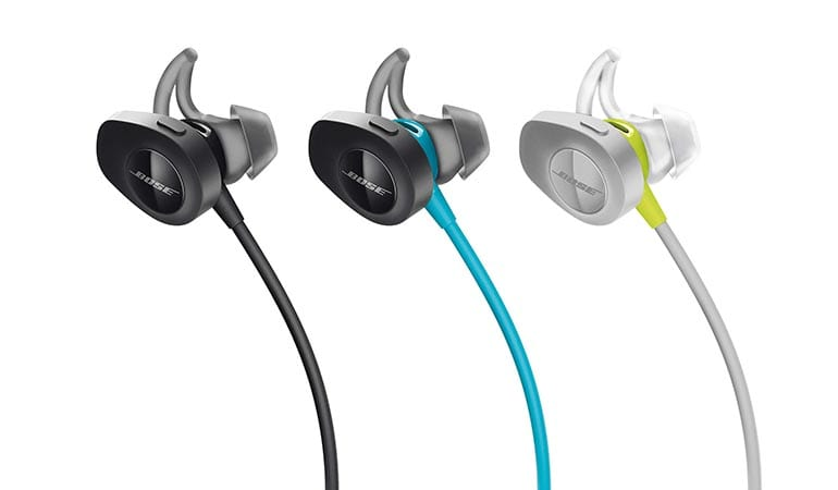 Bose has partnered with Tile to put trackers in earbuds.