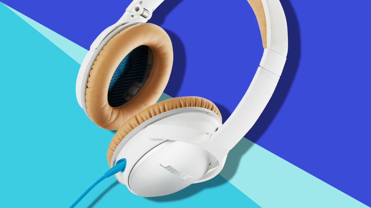 Noise Canceling Headphones On A Budget Consumer Reports Bose Quietcomfort Qc25 Headphone For Apple Devices White