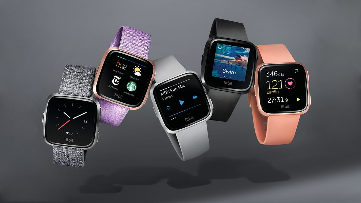 Fitbit Versa Smartwatch Preview Fitbit Ace Consumer