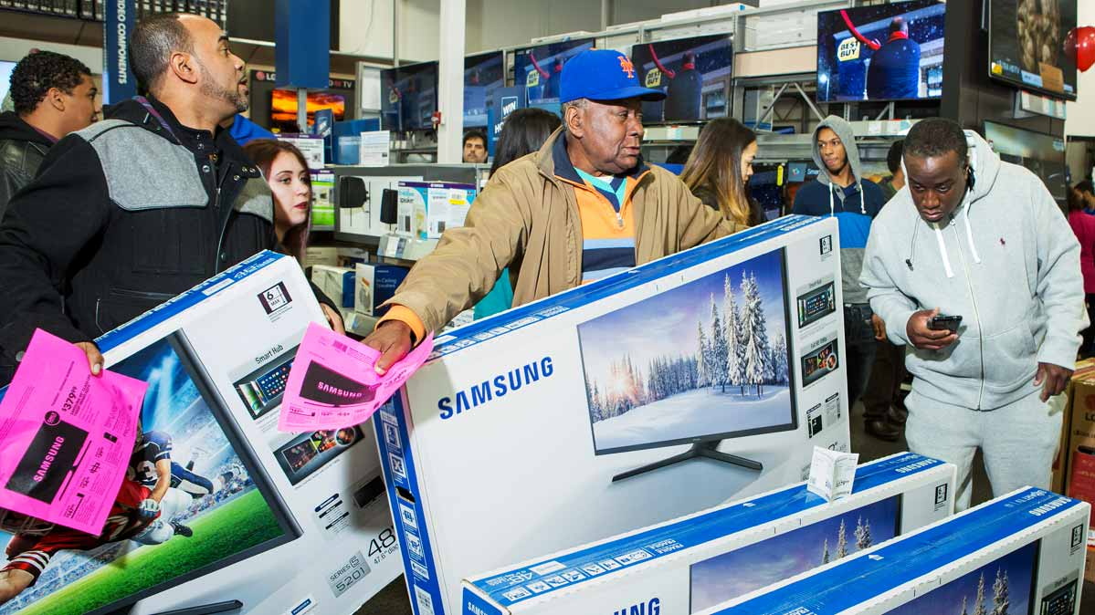 3451685c799 Best Buy Black Friday Ad Has Tons of TVs and a Few Great Deals