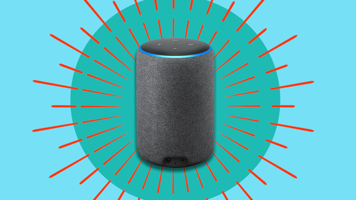The Amazon Echo Plus