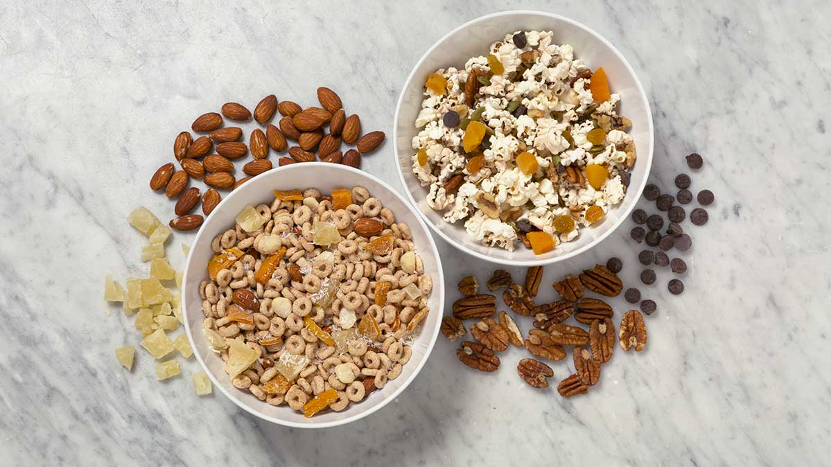 Is trail mix good for you? Try these from Consumer Reports' test kitchen.