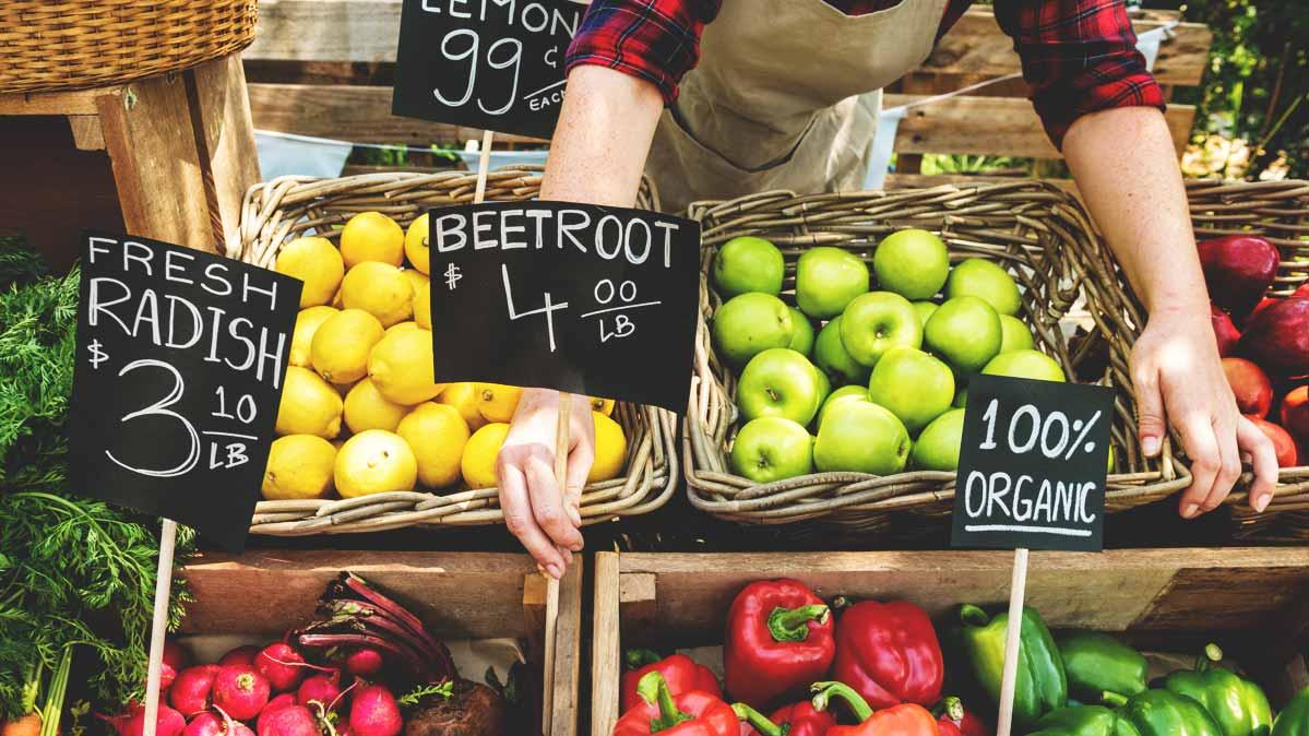 Farmers Market Produce: Local Vs. Organic - Consumer Reports