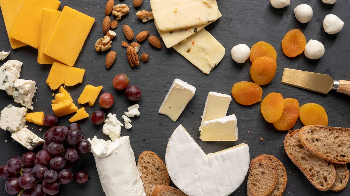 What 100 Calories of Cheese Looks Like