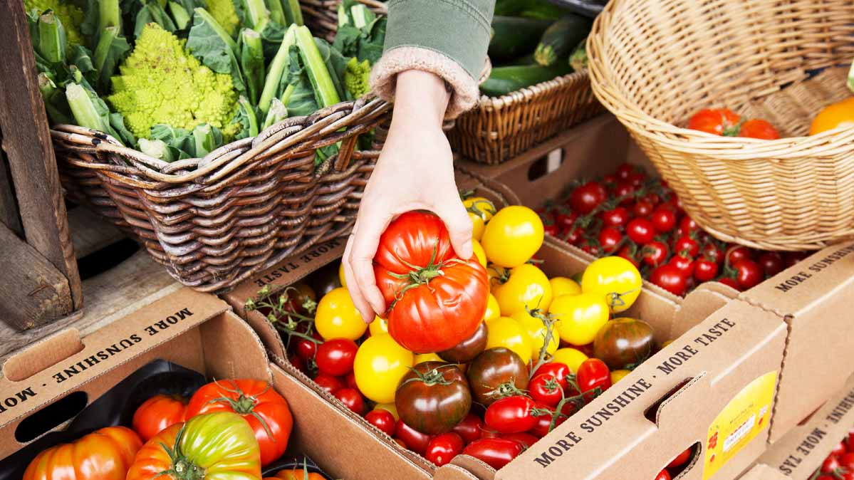 Avoid Food Poisoning At The Farmers Market Consumer Reports