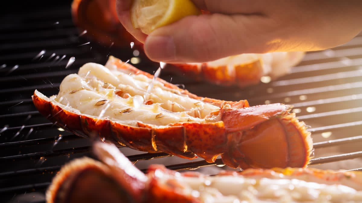 Health benefits of lobster tail