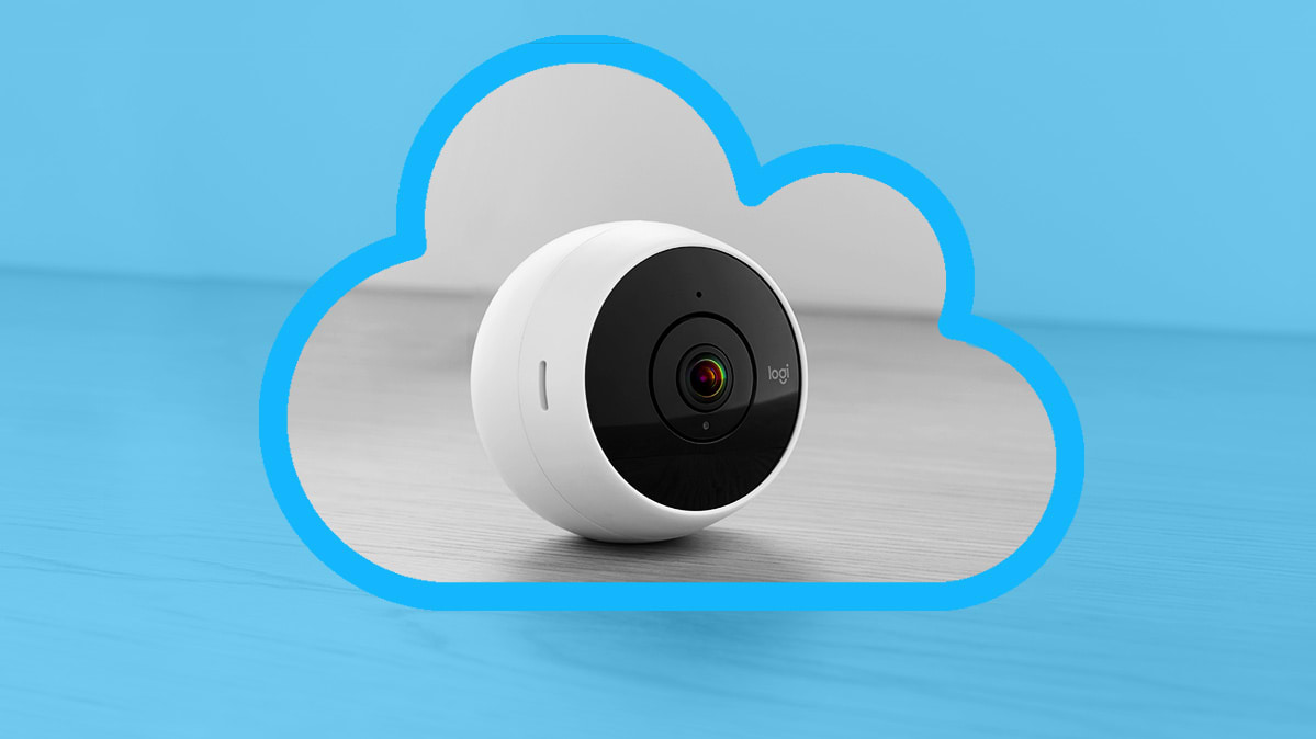 Some companies charge for home security camera cloud storage.