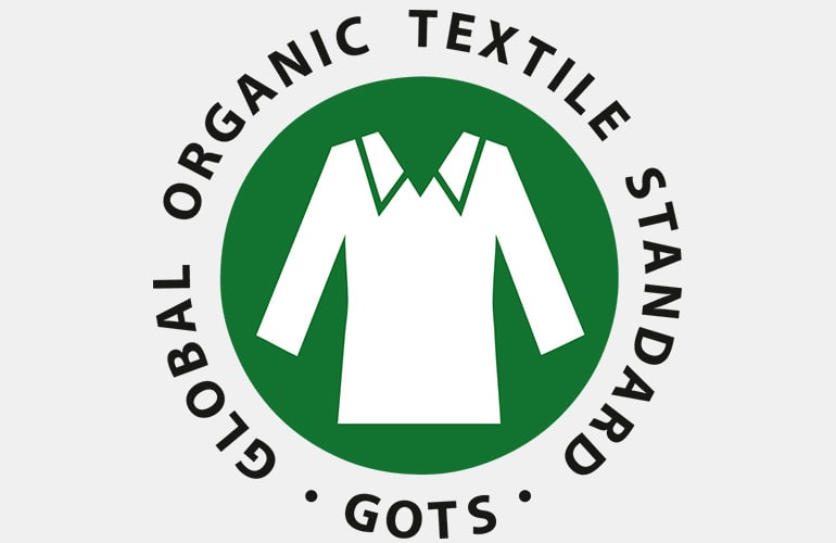 Organic mattress labels.