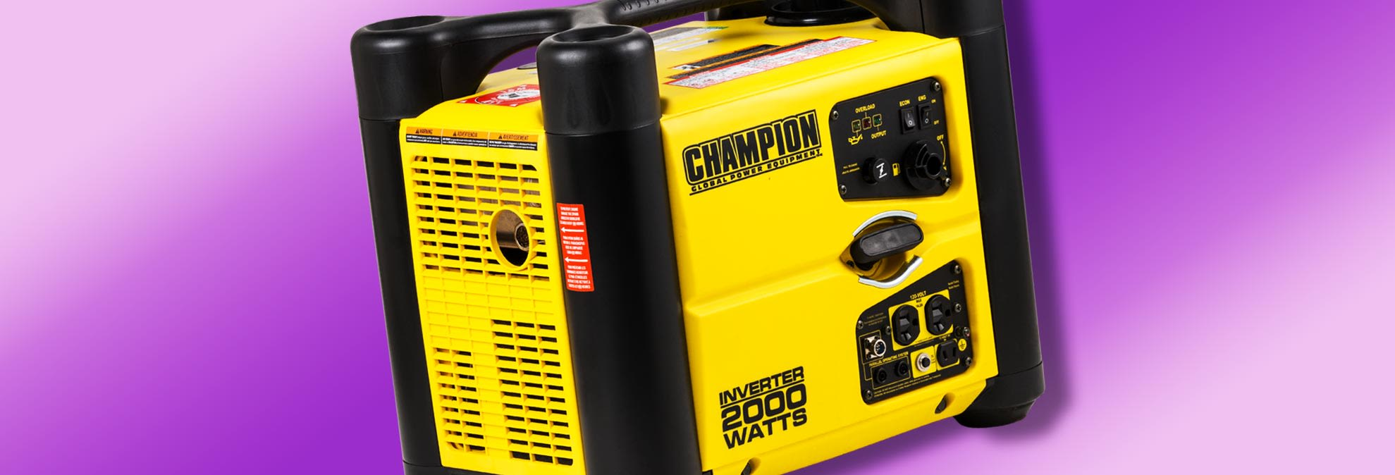 3 Recreational Inverter Generators With Cool Features