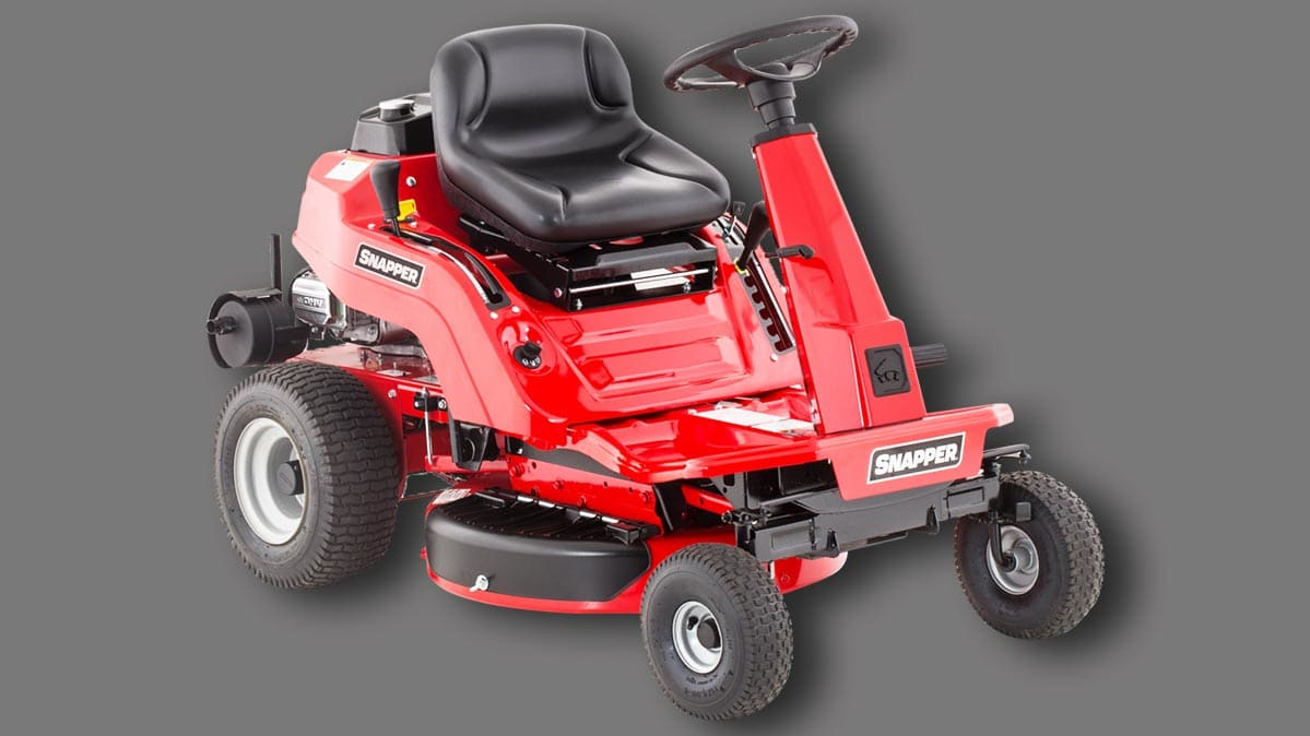 One Of The Riding Mowers Recalled By Briggs Stratton
