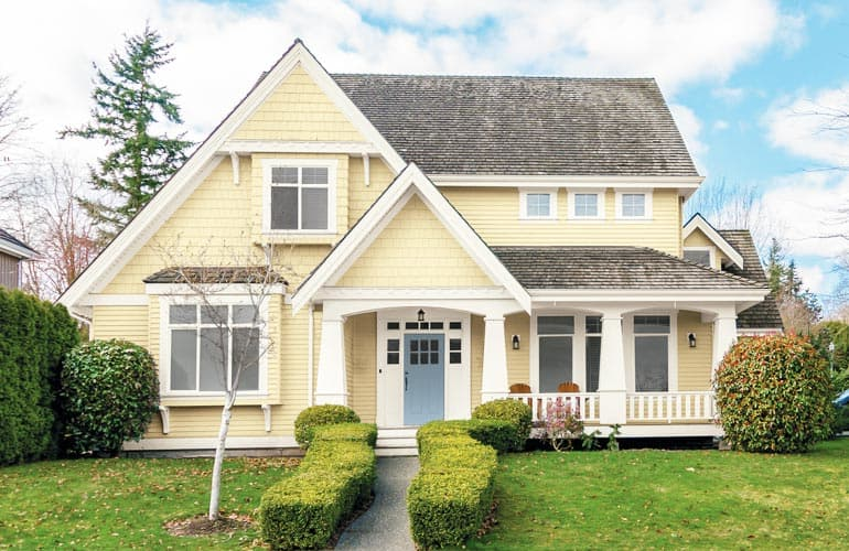 hottest exterior paint colors of 2018 consumer reports