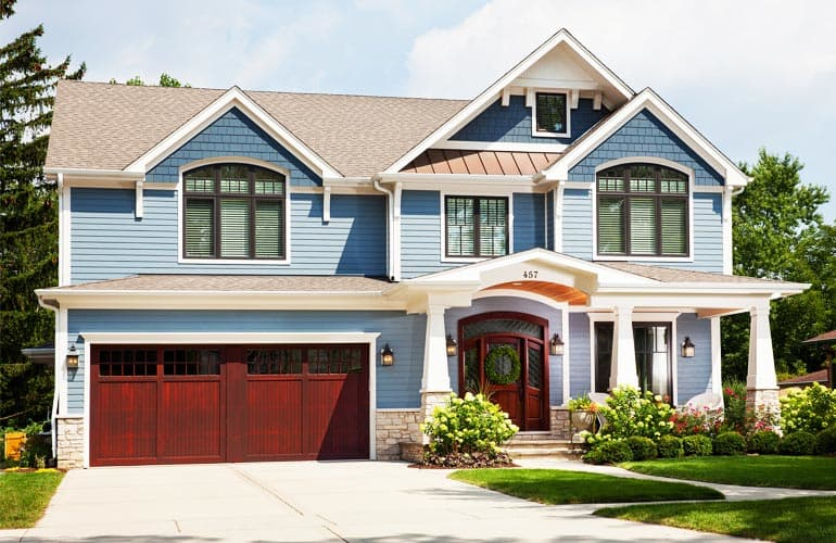 Hottest Exterior Paint Colors Of 2018 Consumer Reports - Home-exterior-painting