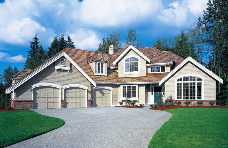 Hottest exterior paint colors of 2018 consumer reports for What color roof should i get for my house
