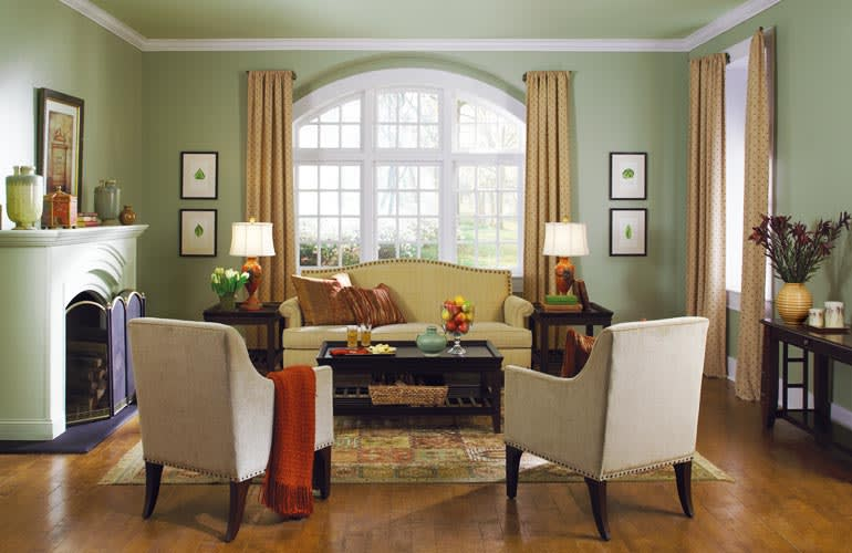 Interesting Living Room Paint Color Ideas: Hottest Interior Paint Colors Of 2018