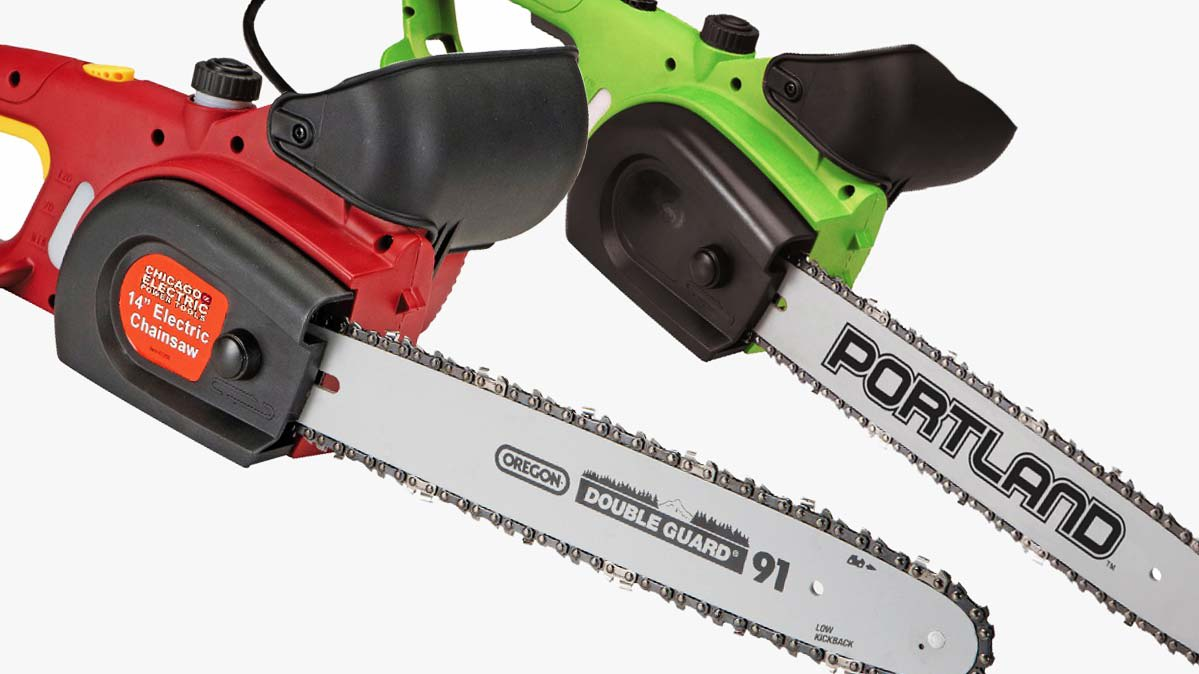 Two Chain Saws In Saw Recall By Cpsc