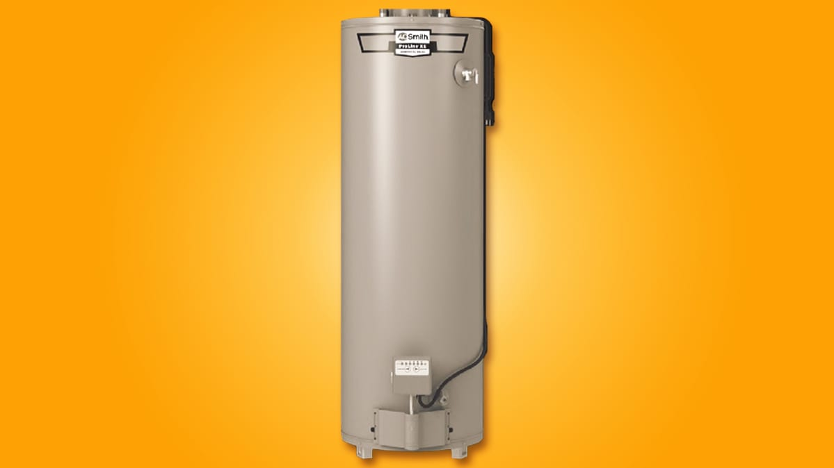 A Hot Water Heater That S Part Of The O Smith Recall