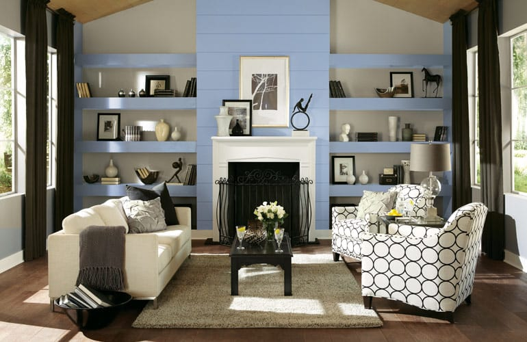 Hottest interior paint colors of 2019 consumer reports - Interior paint colors to sell house ...