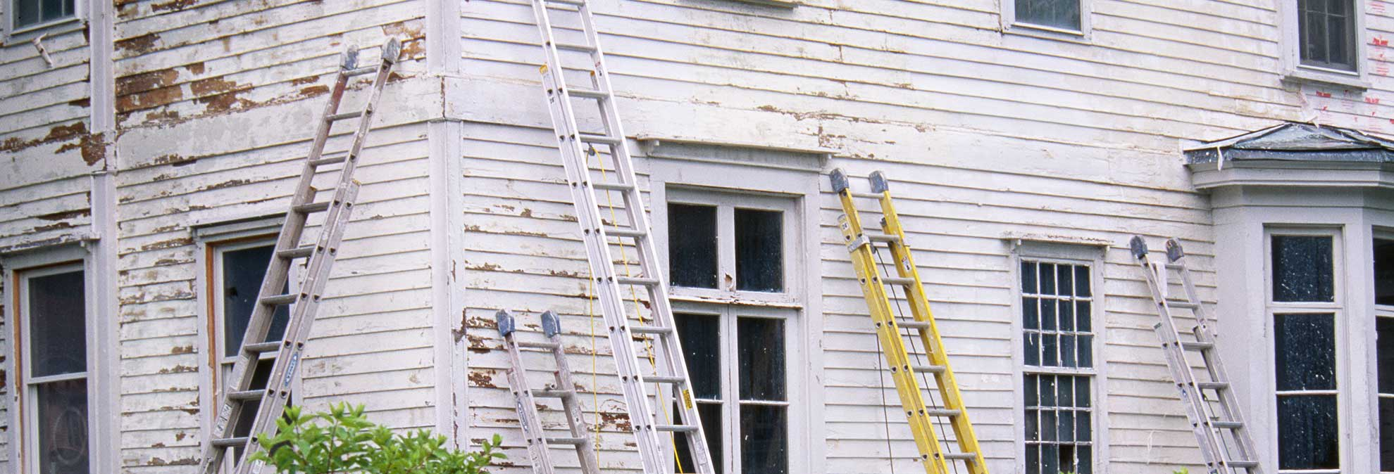 How to tell if you have lead paint in your home consumer reports for Lead paint on exterior of house