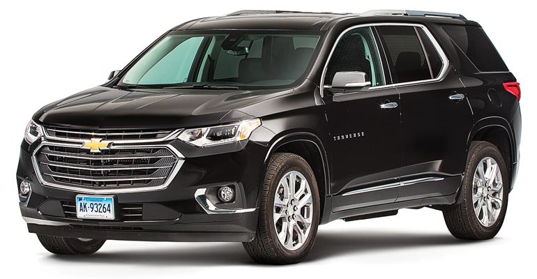 Read The Complete Chevrolet Traverse Road Test