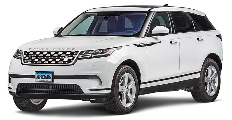 2018 land rover range rover velar review consumer reports. Black Bedroom Furniture Sets. Home Design Ideas