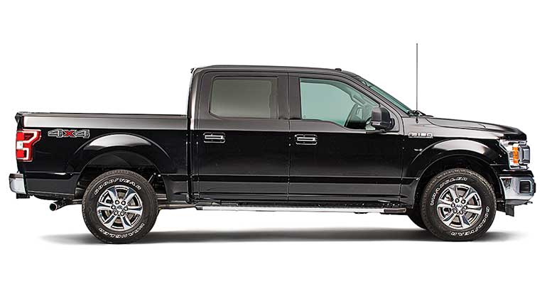 2018 Top Pick Ford F-150