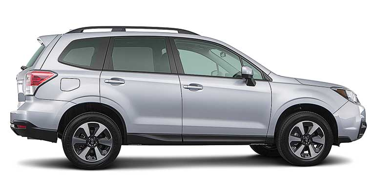 2018 Top Pick Subaru Forester