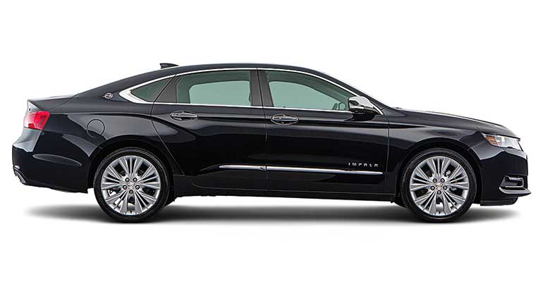 2018 Top Pick Chevrolet Impala