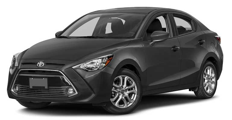 Best Subcompact Car Toyota Yaris iA