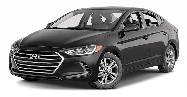 Hyundai Elantra end of summer car deals