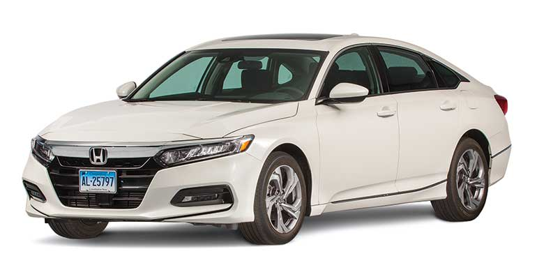Most Fuel Efficient Cars Honda Accord