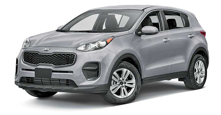 Best car deal on Kia Sportage