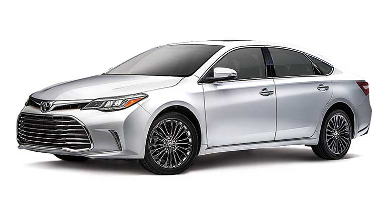 Deal on Toyota Avalon