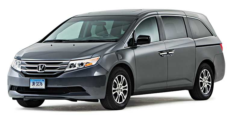 Best Tires For Honda Odyssey >> Best Cars for Uber and Lyft Drivers - Consumer Reports