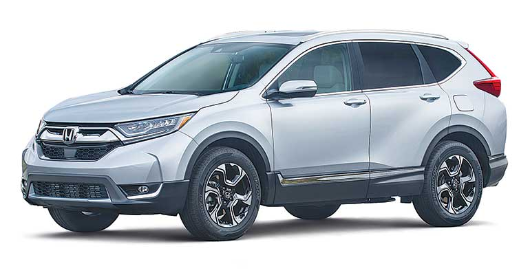 Best for Bad Weather 2015+ Honda CR-V