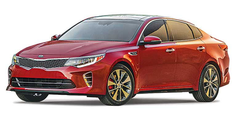 2018 Kia Optima deals