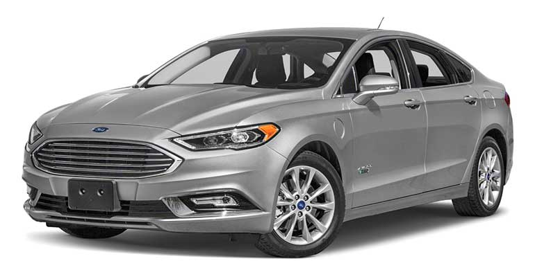 Ford Fusion end of summer deals