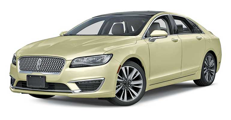 Based On The Engaging Ford Fusion Upscale Lincoln Mkz Received Some Recent Updates Including New Engines A Plusher Ride Simplified Controls