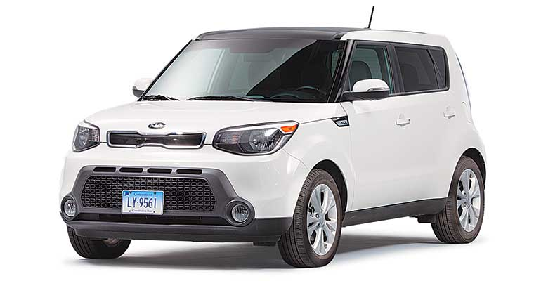 Best Affordable Car 2016+ Kia Soul
