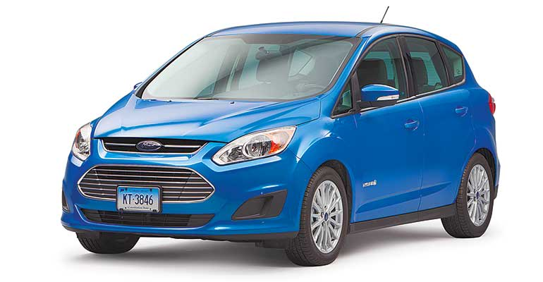 Deal on 2018 Ford C-Max