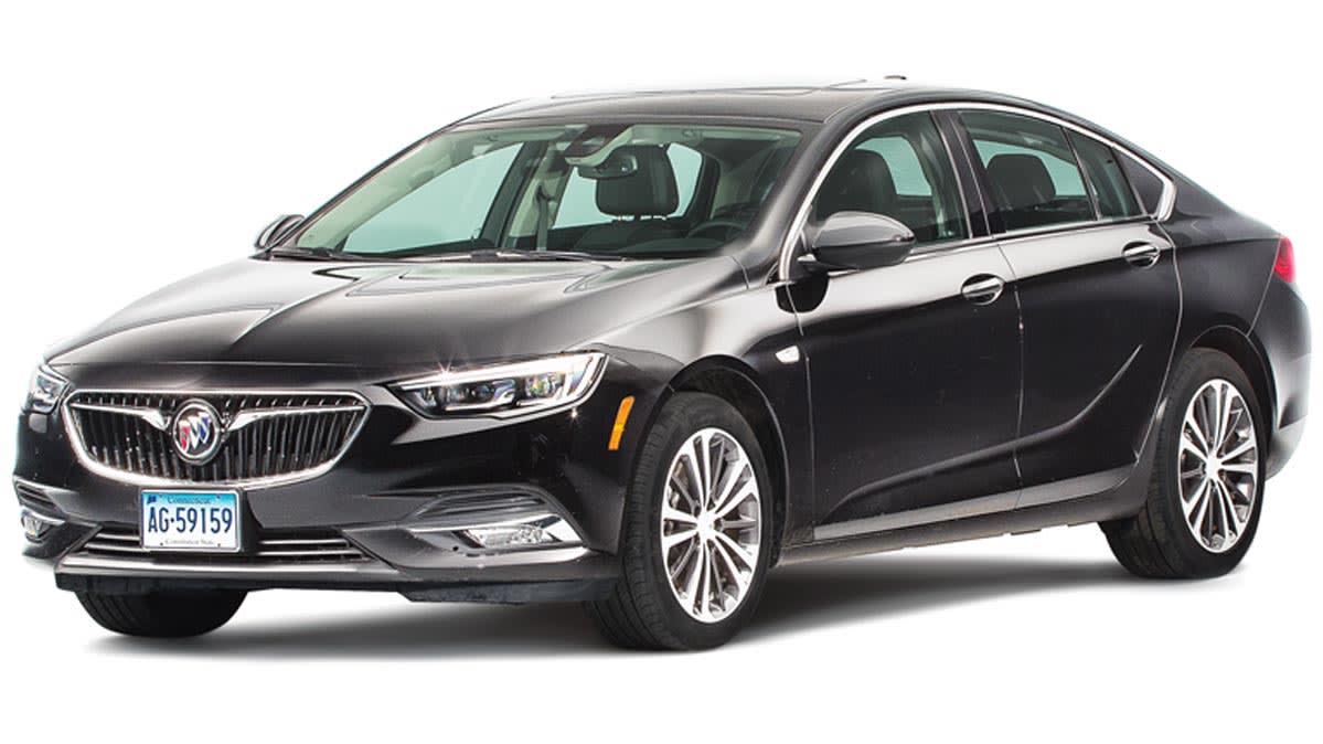Buick Regal: California Fuel Requirements