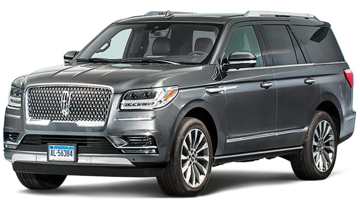 2018 lincoln navigator review large lap of luxury. Black Bedroom Furniture Sets. Home Design Ideas