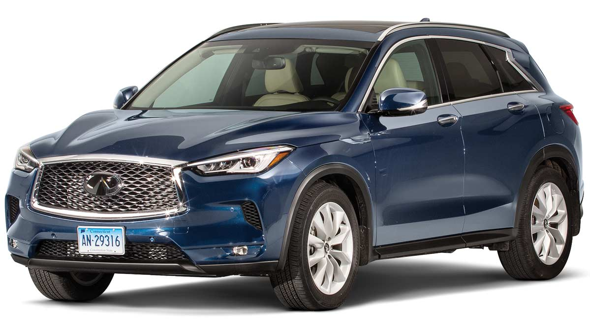 See The Complete Infiniti Qx50 Road Test