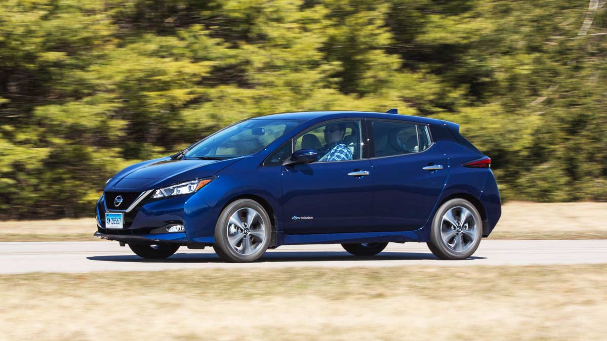 2018 Nissan Leaf Review Consumer Reports