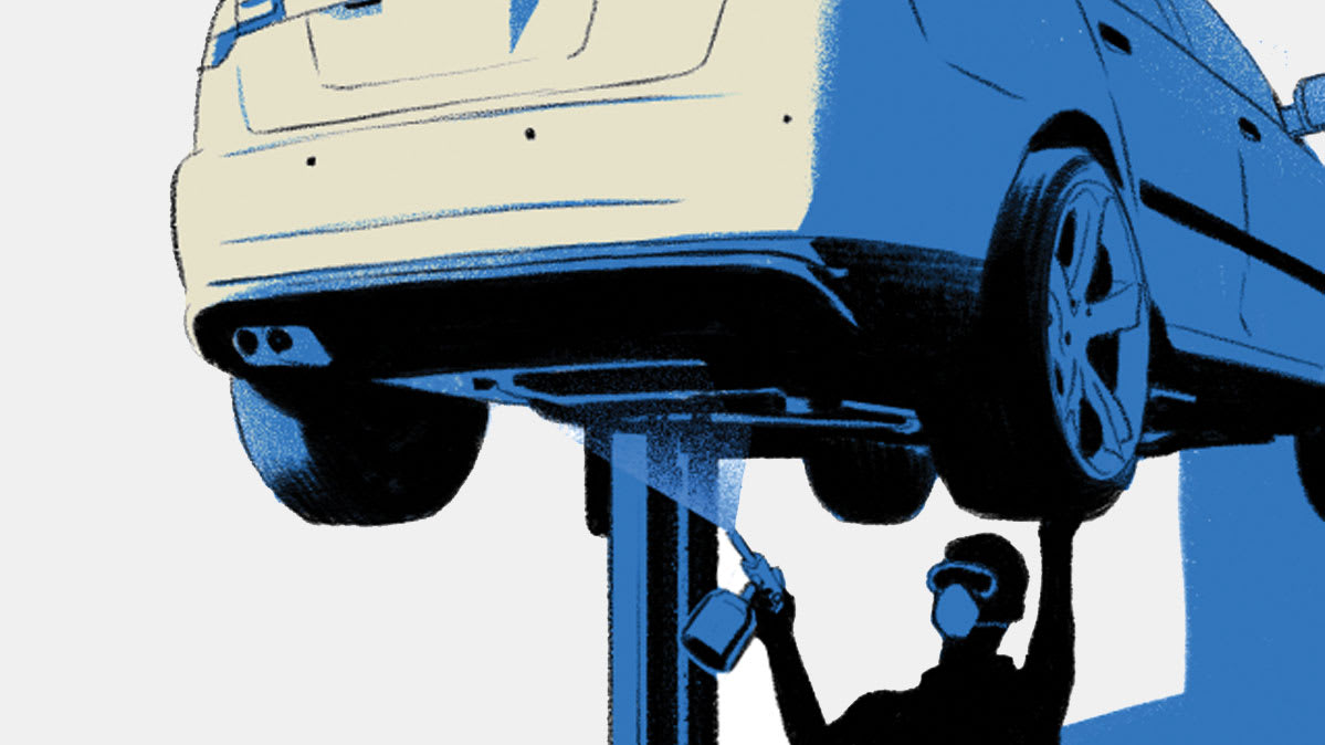 Does Your Car Need Undercoating Consumer Reports