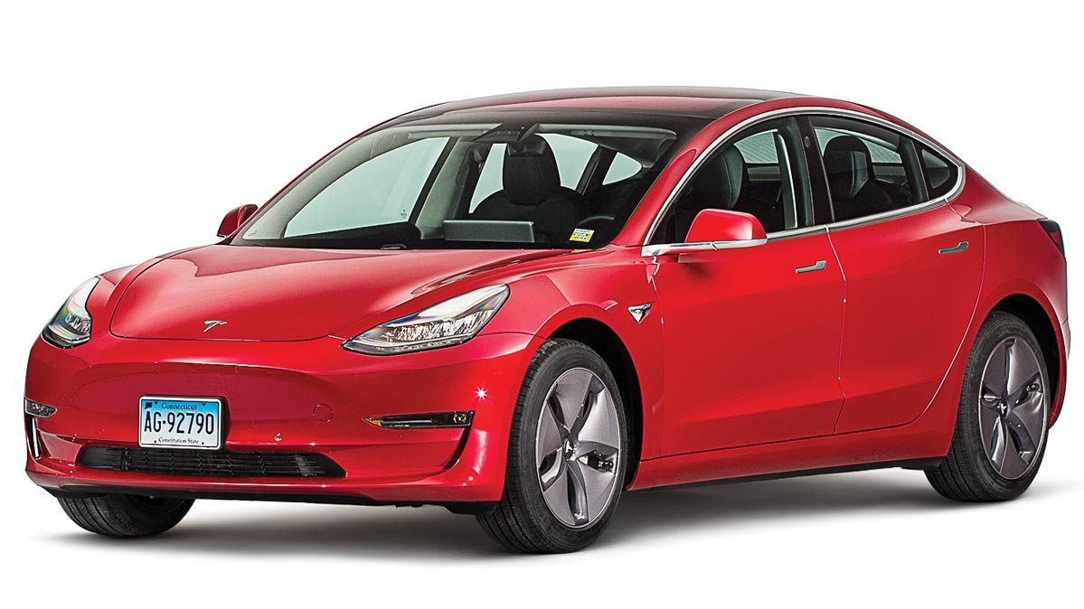2018 Tesla Model 3 review