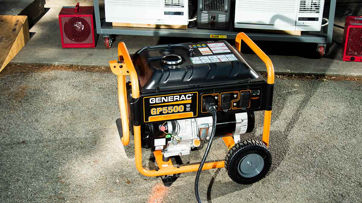 how to hookup a generator to your home